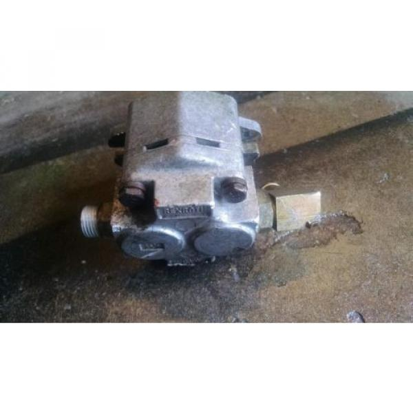 Rexroth Egypt Dutch SR1237EK65L 100 05116 Tang Drive Hydraulic Gear Pump #2 image