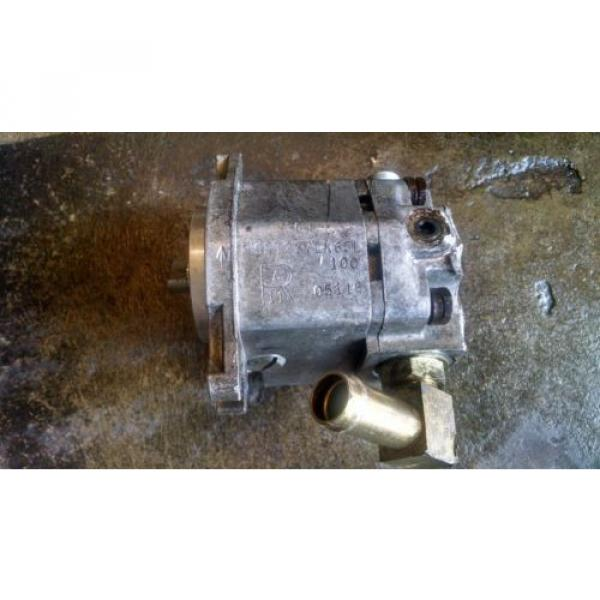 Rexroth Egypt Dutch SR1237EK65L 100 05116 Tang Drive Hydraulic Gear Pump #3 image