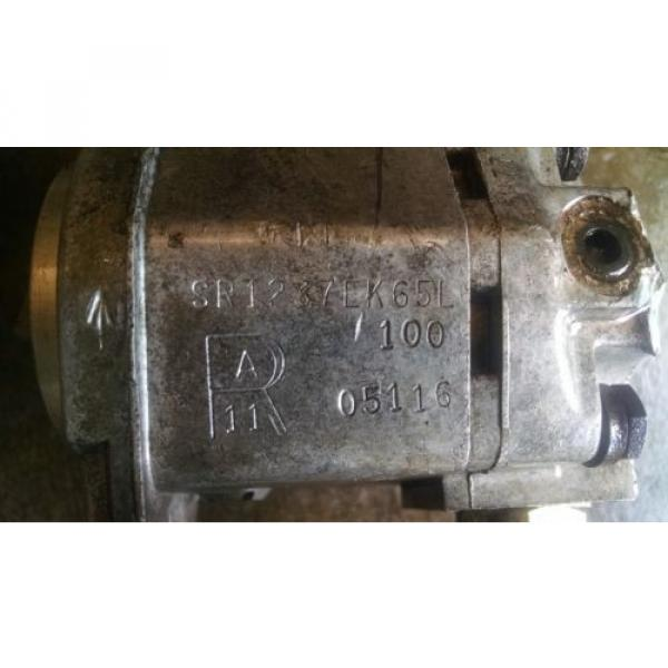Rexroth Egypt Dutch SR1237EK65L 100 05116 Tang Drive Hydraulic Gear Pump #4 image
