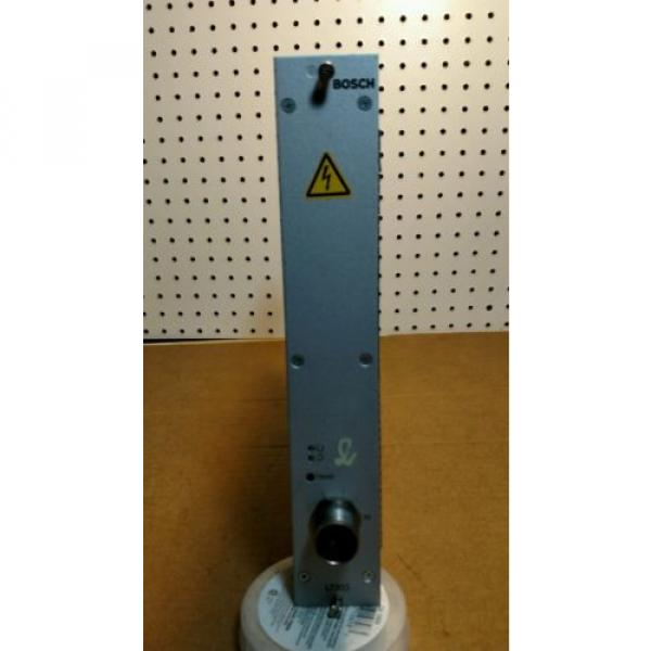Rexroth Russia Germany Bosch 0 608 750 084, LT303 Controller.       3D #2 image