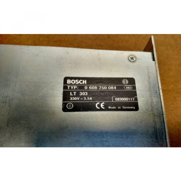 Rexroth Russia Germany Bosch 0 608 750 084, LT303 Controller.       3D #3 image
