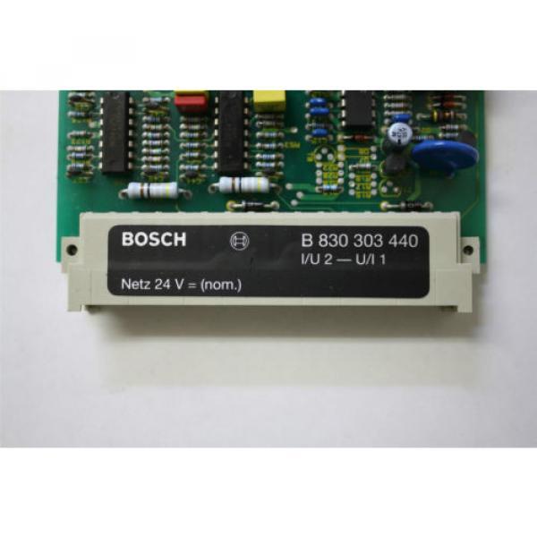 Rexroth Dutch Italy B 830 303 440 I/U2-U/I 1  Current/Voltage Signal Transformer #2 image