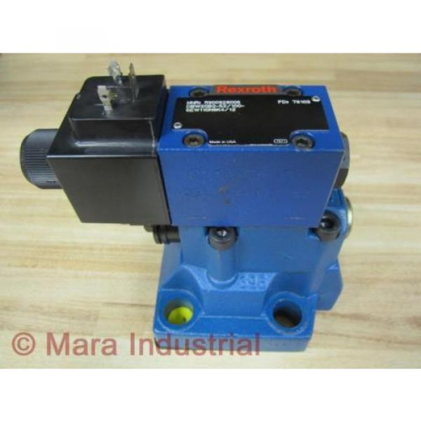 Rexroth Korea Dutch Bosch R900928006 Valve DBW20B2-52/100-6EW110N9K4/12 - New No Box #1 image