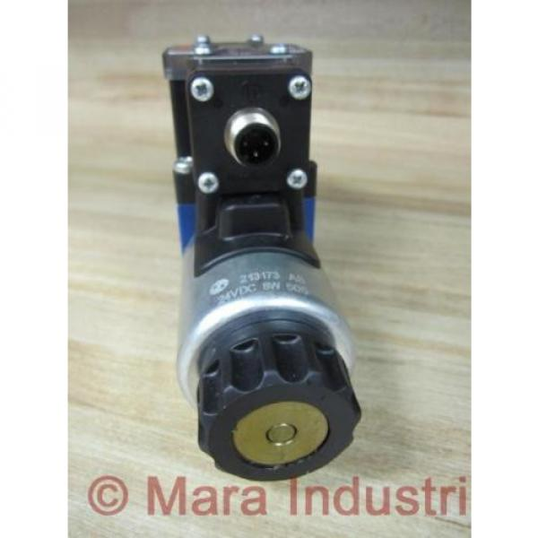 Rexroth Italy France Bosch R900245629 Valve 4WE6E62/EG24N9DK35L SO407 - New No Box #5 image