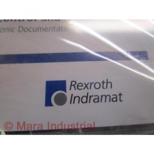 Rexroth Mexico Canada Indramat GN05-EN-D0600 Control & Drive Systems Software #3 image