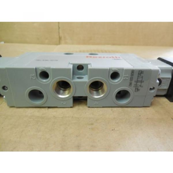 Rexroth Germany Singapore Double Solenoid Valve 0820 023 992 0820023992 143 PSI 24 VDC New #2 image
